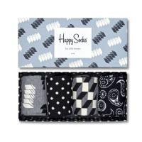 Happy Socks - Optic Geschenkbox - XOPT09 - 4 Paar
