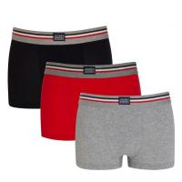 Jockey - Cotton Stretch 1730-2913 - Short - 3er Pack