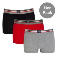 Jockey - Cotton Stretch 1730-2913 - Short - 6er Pack