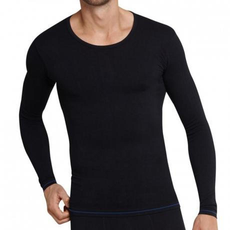 Schiesser - Seamless Active Men - Sport Shirt langarm - 152927