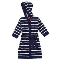Schiesser - Kids - Ministripes - Bademantel