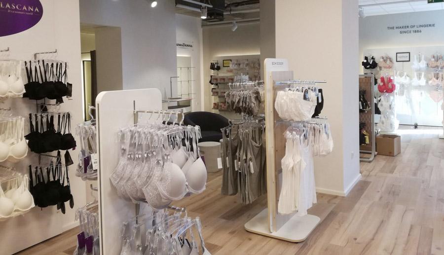 Prorena Ladengeschäft für Wäsche in Münster