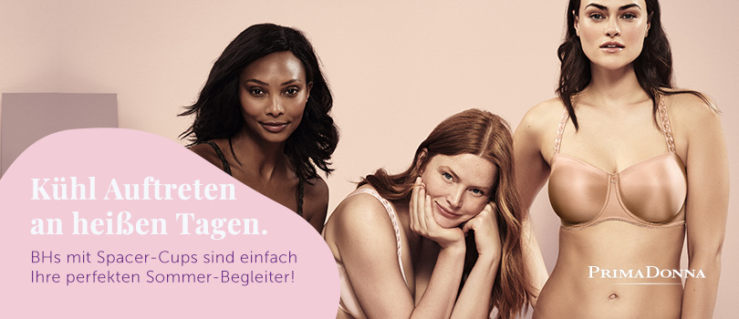 BH Every Woman mit Spacer Cups von PrimaDonna