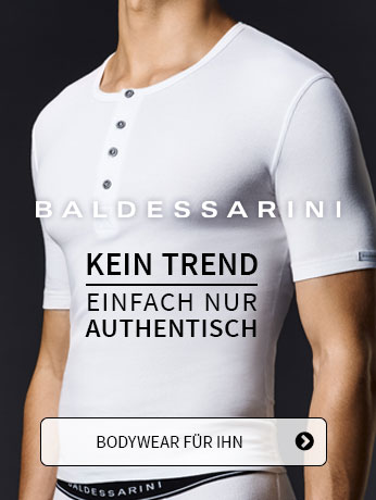 /BALDESSARINI - Kein Trend, einfach nur authentisch